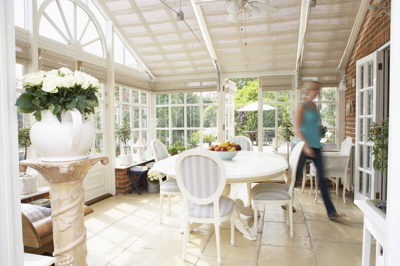 New Conservatory Roofs in Worcester Worcestershire