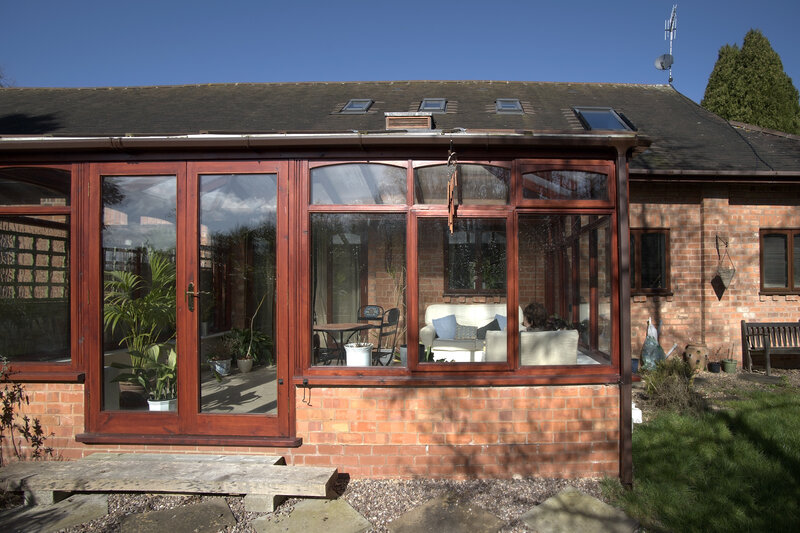 Solid Roof Conservatories in Worcester Worcestershire