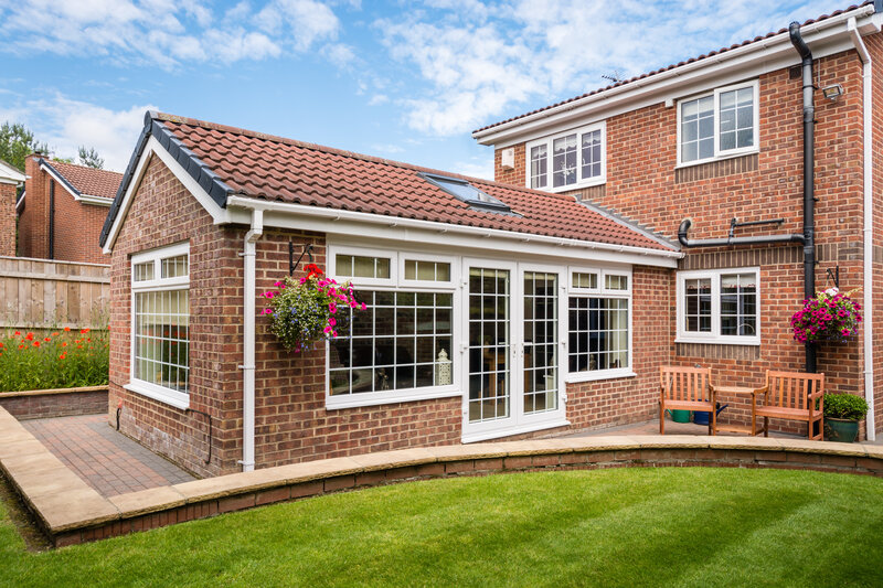 Tiled Conservatory Roofs Worcester Worcestershire